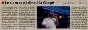 2010:05:17 Annonce Finales Coopé Info9